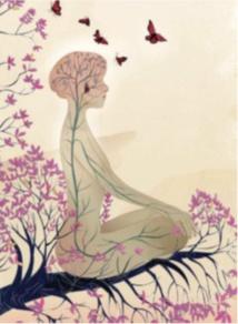 Méditation en action : Méditation, réflexion, promenade et mouvements méditatifs