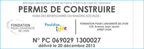 La Fondation IDÉE est heureuse de vous présenter ses vœux les meilleurs pour 2014