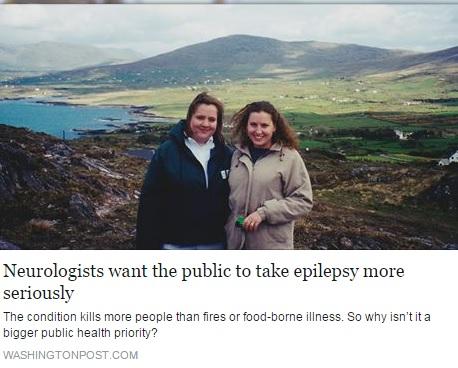 Les neurologistes veulent que le public prenne plus au sérieux l'épilepsie