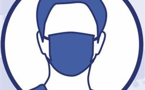 Covid-19 : Il n'existe pas de contre-indication au port du masque en cas d'épilepsie