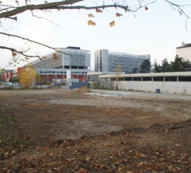 Le chantier de l'Institut a démarré