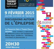 Journée de l'épilepsie le lundi 9 février 2015
