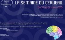 La Semaine du Cerveau du 16 au 22 mars 2015